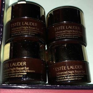 Estee lauder eye advanced Night Repair serum x4